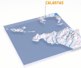 3d view of Calantas