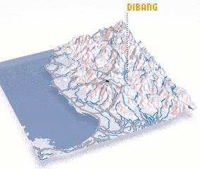 3d view of Dibang