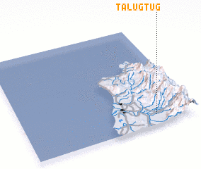 3d view of Talugtug