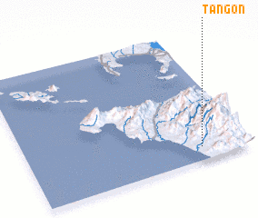 3d view of Tangon
