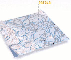 3d view of Patola