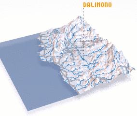 3d view of Dalimono