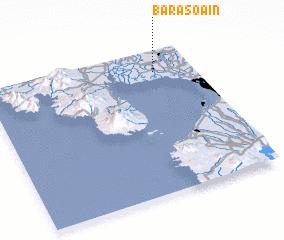 3d view of Barasoain