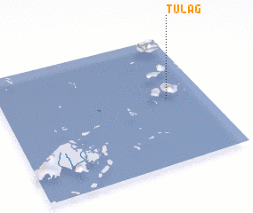3d view of Tulag
