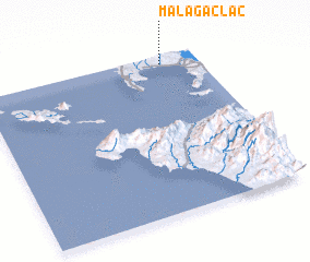 3d view of Malagaclac