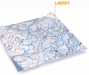 3d view of Labney