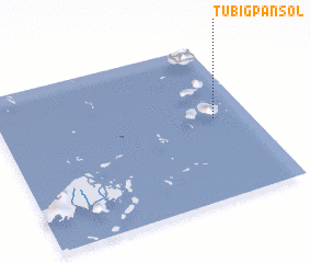 3d view of Tubig Pansol
