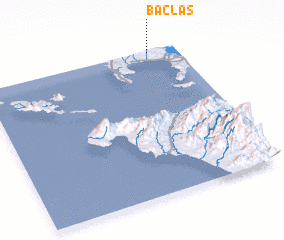 3d view of Baclas