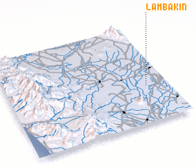 3d view of Lambakin