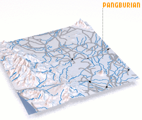 3d view of Pangburian