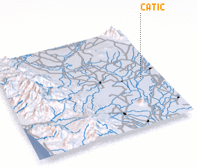 3d view of Catic