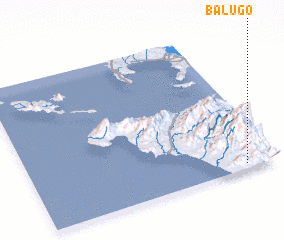 3d view of Balugo