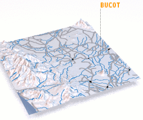 3d view of Bucot