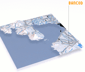 3d view of Bancod