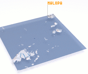 3d view of Malopa