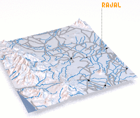 3d view of Rajal