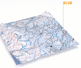 3d view of Alua