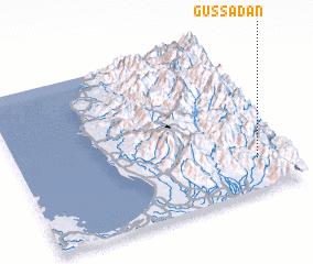 3d view of Gussadan