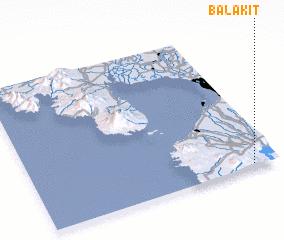 3d view of Balakit