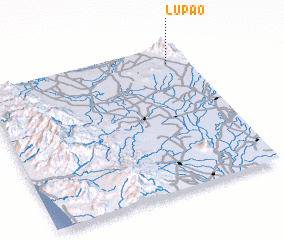 3d view of Lupao