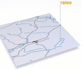 3d view of Yanku