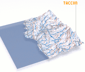3d view of Taccon