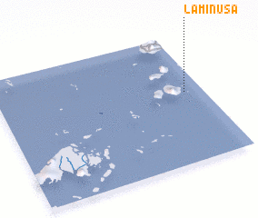3d view of Laminusa