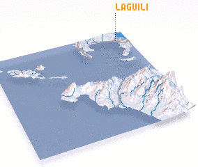 3d view of Laguili