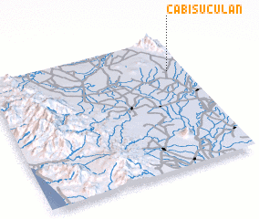 3d view of Cabisuculan