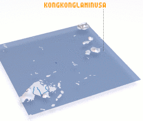 3d view of Kong-Kong Laminusa