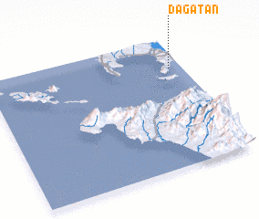 3d view of Dagatan