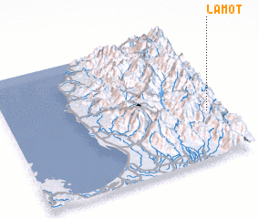 3d view of Lamot