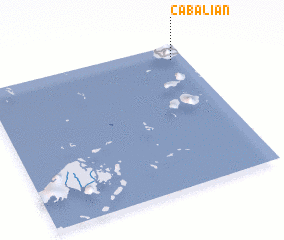 3d view of Cabalian