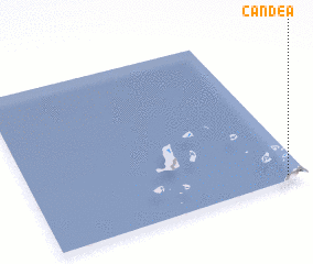 3d view of Candea