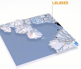 3d view of Lalaken