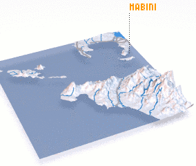 3d view of Mabini