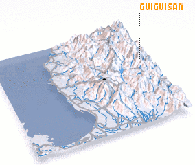 3d view of Guiguisan