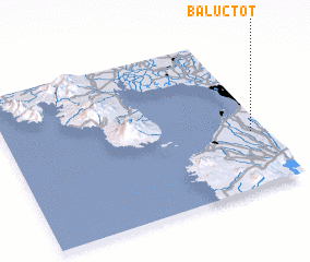 3d view of Baluctot