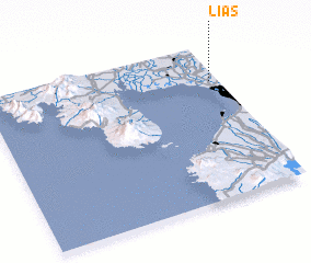 3d view of Lias
