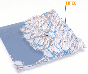 3d view of Tinec