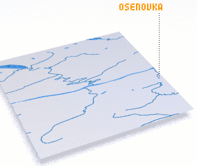 3d view of Osenovka
