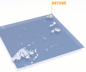 3d view of Dayuan