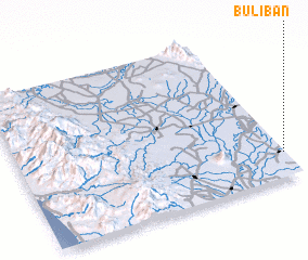 3d view of Buliban