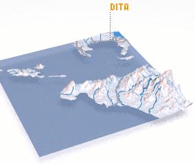 3d view of Dita