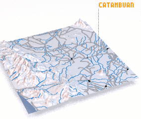 3d view of Catambuan