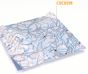 3d view of Cucusim