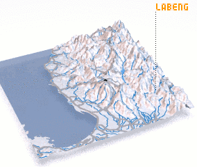 3d view of Labeng