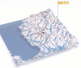 3d view of Anitit