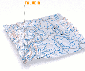 3d view of Talubin