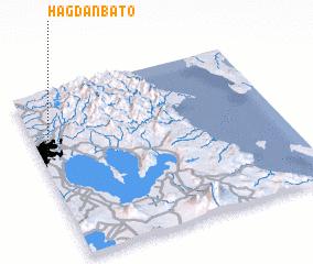 3d view of Hagdan-Bato